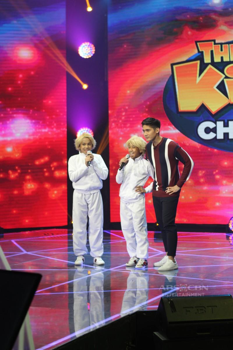 PHOTOS: The Kids Choice - Episode 10