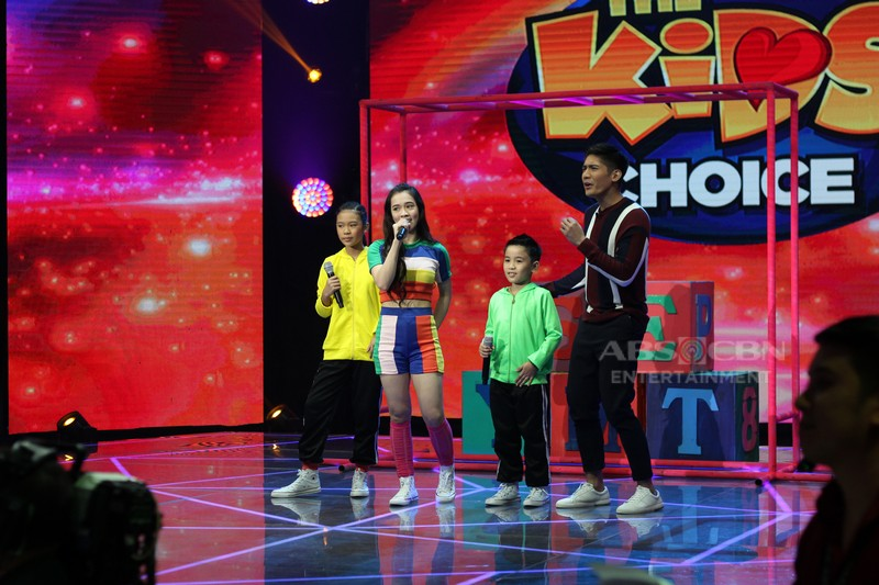 PHOTOS: The Kids Choice - Episode 9