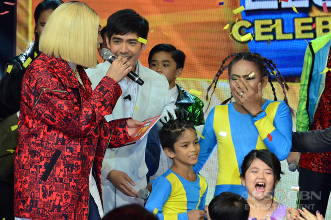 WINNING MOMENTS: Elsa & Raprap named first ever The Kids' Choice Celebrity Grand Winner