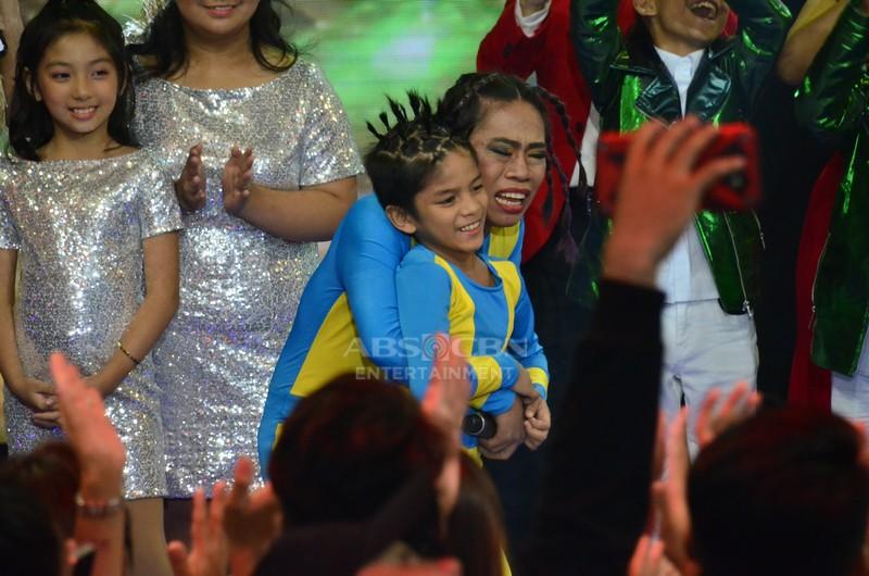 WINNING MOMENTS: Elsa & Raprap named first ever The Kids' Choice Celebrity Grand Winner