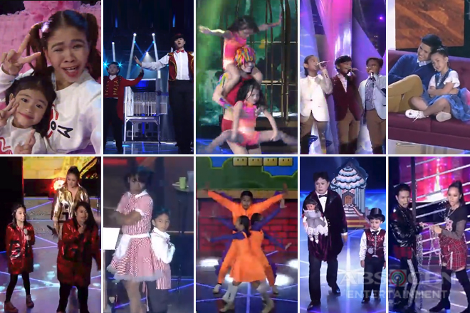 The Kids Choice Grand Finals: Meet the Top 10 Celebrity Fambato