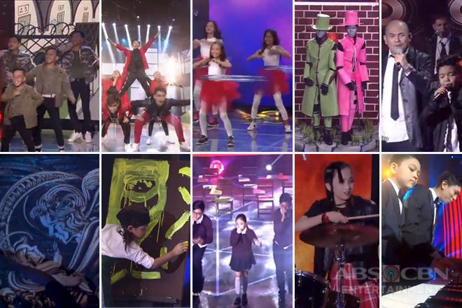 The Kids Choice Grand Finals: Meet the Top 10 Fambato